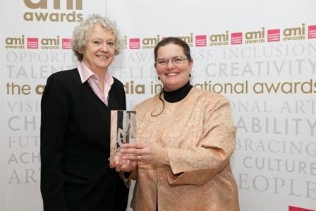 PTFF at 2011 AMI - Sheila Whitaker & Sheryl Lenthall